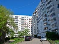 Пермь, улица Елькина, дом 8. многоквартирный дом