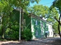 Пермь, улица Елькина, дом 12. многоквартирный дом