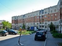 Пермь, улица Елькина, дом 49. многоквартирный дом