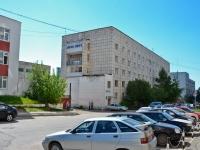 Пермь, улица Камчатовская, дом 5. многоквартирный дом