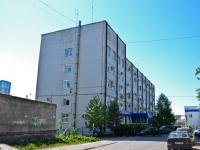 Пермь, улица Камчатовская, дом 26. офисное здание