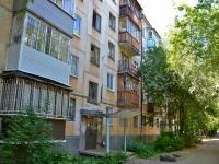 Пермь, улица Краснофлотская, дом 14. многоквартирный дом