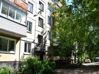 Пермь, улица Краснофлотская, дом 16. многоквартирный дом