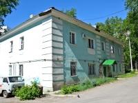 Пермь, улица Краснофлотская, дом 17. многоквартирный дом
