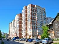 Пермь, улица Краснофлотская, дом 28. многоквартирный дом