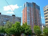 Пермь, улица Краснофлотская, дом 33. многоквартирный дом