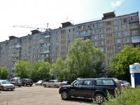 Пермь, улица Краснофлотская, дом 35/1. многоквартирный дом