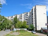 Пермь, улица Весёлая, дом 1. многоквартирный дом