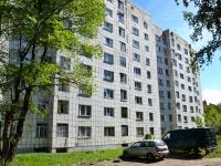 Пермь, улица Серединная, дом 2. многоквартирный дом
