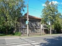 Пермь, улица Клименко, дом 18. многоквартирный дом