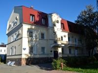 Пермь, улица Клименко, дом 1. офисное здание