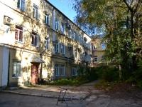 Пермь, улица Клименко, дом 3. офисное здание