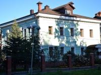 Пермь, улица Клименко, дом 6. многоквартирный дом
