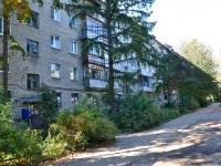 Пермь, улица Бородинская, дом 25. многоквартирный дом