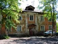 Пермь, улица Бородинская, дом 34. многоквартирный дом