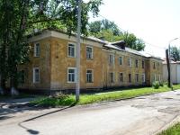 Пермь, улица Бородинская, дом 35. многоквартирный дом