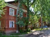 Пермь, улица Бородинская, дом 36. многоквартирный дом