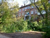 Пермь, улица Кузбасская, дом 36. многоквартирный дом