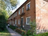 Пермь, улица Сергинская, дом 22. многоквартирный дом