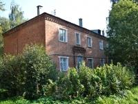 Пермь, улица Сергинская, дом 31. многоквартирный дом