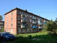 Пермь, улица Анвара Гатауллина, дом 6. многоквартирный дом
