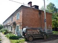 Пермь, улица Брестская, дом 10. многоквартирный дом
