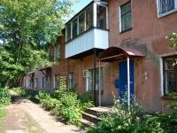Пермь, улица Брестская, дом 15. многоквартирный дом