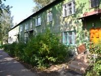 Пермь, улица Брестская, дом 17. многоквартирный дом