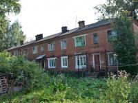 Пермь, улица Брестская, дом 17А. многоквартирный дом