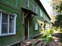 Пермь, улица Брестская, дом 21. многоквартирный дом
