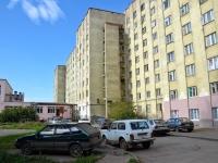 Пермь, улица Емельяна Ярославского, дом 10. многоквартирный дом
