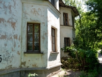Пермь, улица Емельяна Ярославского, дом 55. многоквартирный дом