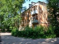 Пермь, улица Емельяна Ярославского, дом 38. многоквартирный дом