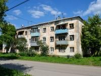 Пермь, улица Емельяна Ярославского, дом 36. многоквартирный дом
