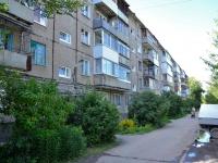 Пермь, улица Емельяна Ярославского, дом 30. многоквартирный дом