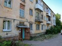 Пермь, улица Емельяна Ярославского, дом 34. многоквартирный дом