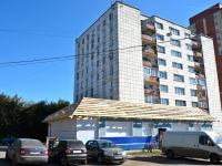 Пермь, улица Академика Курчатова, дом 1Б. общежитие