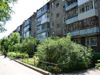 Пермь, улица Академика Курчатова, дом 6. многоквартирный дом