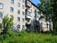 Пермь, улица Вижайская, дом 10. многоквартирный дом