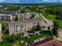 Соликамск, Молодёжная ул, дом 7