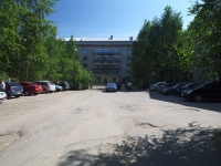 Соликамск, Молодёжная ул, дом 16