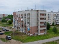 Соликамск, Молодёжная ул, дом 22