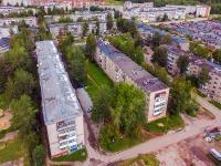 Solikamsk, Molodezhnaya st, 房屋37