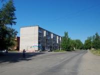 Соликамск, улица Северная, дом 27. многоквартирный дом