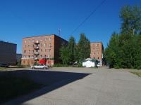Соликамск, улица Северная, дом 15. многоквартирный дом