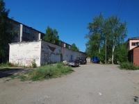 Соликамск, улица Северная. хозяйственный корпус