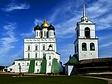 Культовые здания и сооружения Пскова