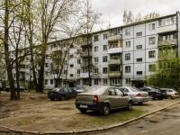 Псков, улица Юбилейная, дом 73. многоквартирный дом