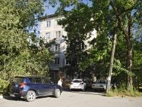 Ростов-на-Дону, улица Юфимцева, дом 14. многоквартирный дом