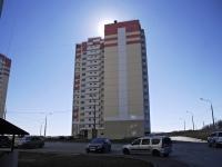 Ростов-на-Дону, улица Уланская, дом 1. многоквартирный дом